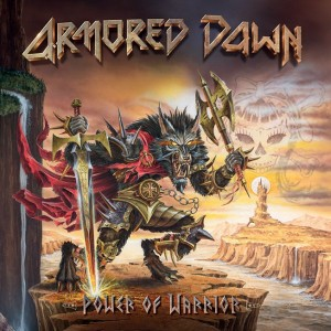 ARMORED DAWN - POWER OF WARRIOR