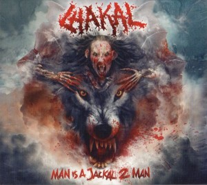 Chakal - Man is Jackal 2 Man