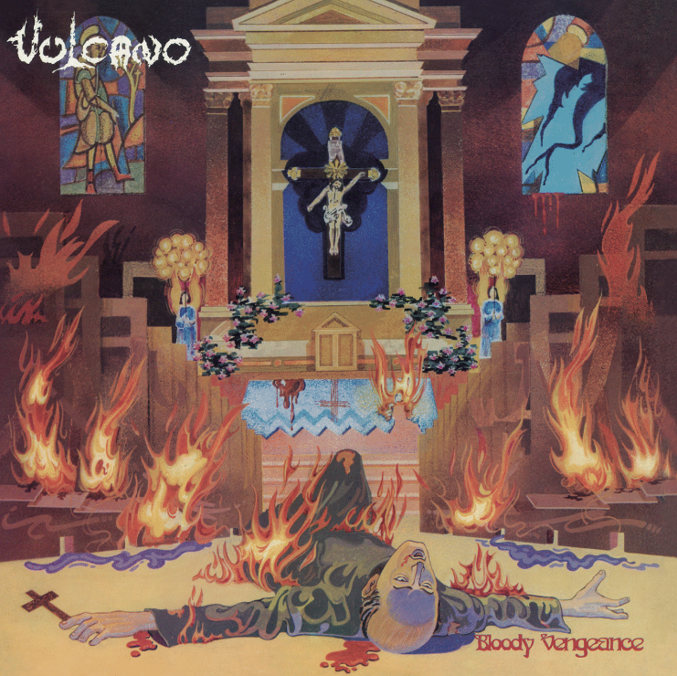 Vulcano - Blood Vengeance